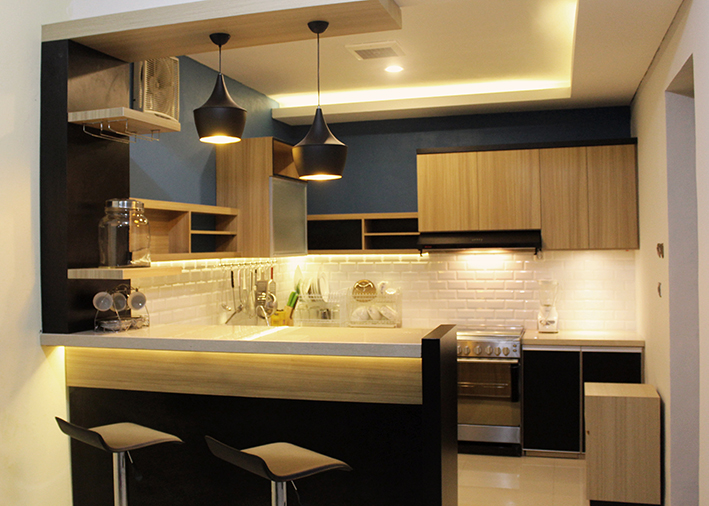 Kitchen Set 2 Viku Furniture Bandung
