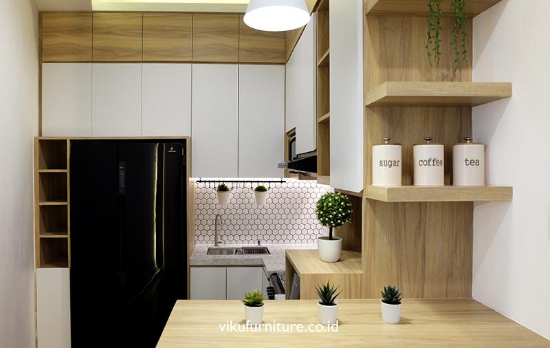 Contoh Kitchen Set Mini Bar Archives Viku Furniture Bandung