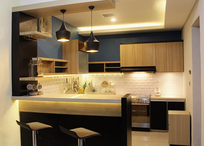 Kitchen Set Bandung - Memilih Kitchen Set Minimalis - Viku Furniture Bandung