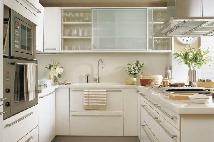 Kitchen Set Aluminium Putih Archives Viku Furniture Bandung