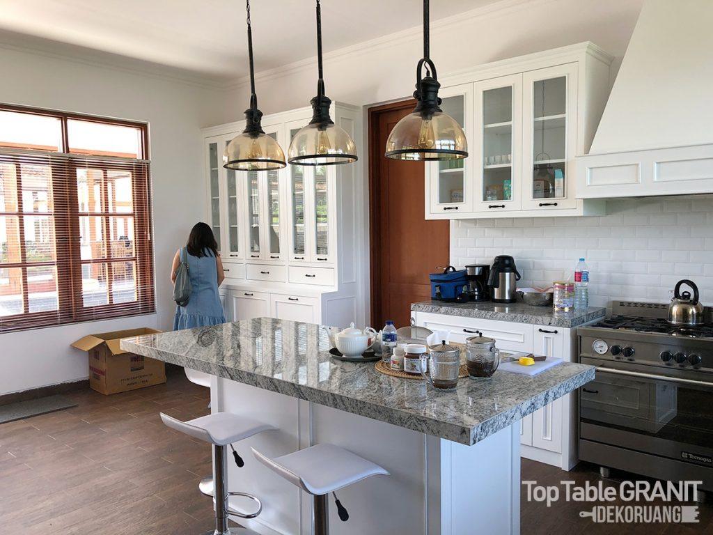Bahan Untuk Top Table Kitchen Set   Viku Furniture Bandung