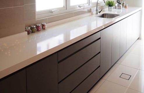 Kenali Pilihan Material Kitchen Set Yang Sedang Popular Di Bandung - Viku Furniture Bandung
