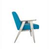 Halea arm chair sky blue