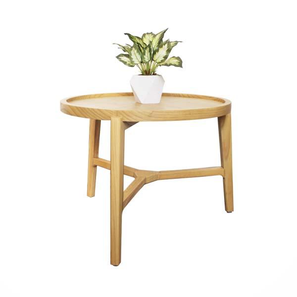 coffee table bundar