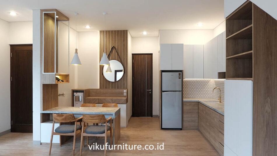 Kitchen set modern kontemporer